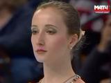 アンナ・フニチェンコワ 世界選手権2016 フリー演技 (解説:ロシア語・中国語・スウェーデン語)