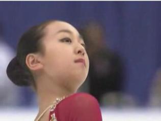 浅田真央 NHK杯2006 フリー演技 (解説:日本語・アメリカ英語)