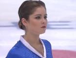ユリア・リプニツカヤ ロシア選手権2015 フリー演技 (解説:ロシア語)
