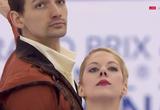 アレクサ・シメカ&クリス・クニエリム グランプリファイナル2015 フリー演技 (解説:イギリス英語・ロシア語)