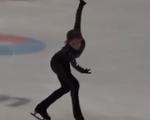 ユリア・リプニツカヤ オンドレイネペラメモリアル2016 オンドレイネペラメモリアル2016 フリー演技 (解説:なし)