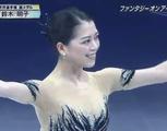 鈴木明子 ファンタジー・オンアイス2016神戸 (解説:日本語)