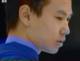 デニス・テン チームチャレンジカップ2016 フリー演技 (解説:なし)