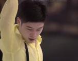 張鶴[チョウ・シ] 世界ジュニア選手権2016 ショート演技 (解説:なし)