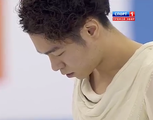 村上大介 グランプリファイナル2015 ショート演技 (解説:ロシア語・イギリス英語・スペイン語)