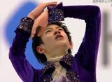 山本草太 全日本選手権2015 フリー演技 (解説:日本語)