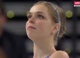 ニコル・ラジコワ 世界選手権2016 フリー演技 (解説:ロシア語・中国語・スウェーデン語・イギリス英語)