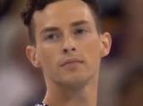 アダム・リッポン 世界選手権2016 フリー演技 (解説:ロシア語・アメリカ英語・イギリス英語・カナダ英語)