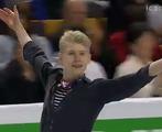 デニス・マルガリク 世界選手権2016 ショート演技 (解説:ロシア語・アメリカ英語)