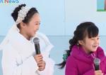 本田望結&紗来 東京スカイツリータウンアイススケートのセレモニーに出席 (2015/1/5)