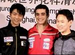 世界選手権2015 男子シングルFS後記者会見 (2015/3/28)