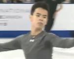 ナム・グエン スケートカナダ2015 公式練習 (2015/10/29)