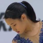 三原舞依 中国杯2016 ショート演技 (解説:ロシア語・アメリカ英語・中国語・イギリス英語)