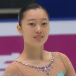 趙子セン[チョウ・シセン] 中国杯2016 ショート演技 (解説:ロシア語・イギリス英語)