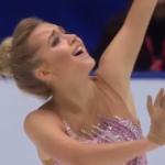 エレーナ・ラディオノワ 中国杯2016 フリー演技 (解説:ロシア語・中国語・イギリス英語・カナダ英語・アメリカ英語)
