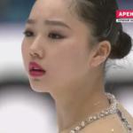 樋口新葉 NHK杯2016 ショート演技 (解説:ロシア語・イギリス英語・アメリカ英語)