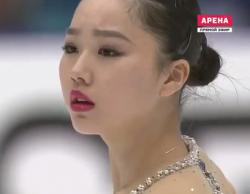 樋口新葉 NHK杯2016 ショート