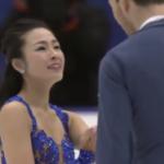 平井絵己&マリオン・デ・ラ・アソンション NHK杯2016 ショート演技 (解説:なし)