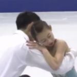 彭程[ホウ・テイ]&金楊[キン・ヨウ] NHK杯2016 フリー演技 (解説:ロシア語・イギリス英語)