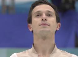 オレクシイ・ビチェンコ NHK杯2016 フリー