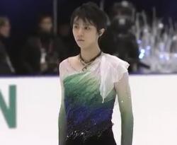 羽生結弦 NHK杯2016 フリー