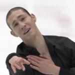 ジェイソン・ブラウン NHK杯2016 フリー演技 (解説:ポーランド語・アメリカ英語)