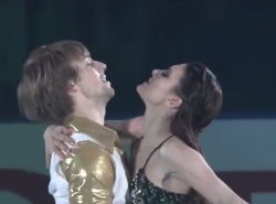ケイトリン・ホワイエク&ジャン=リュック・ベイカー NHK杯2016 エキシビション