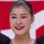 村上佳菜子 ロステレコム杯2016 フリー演技 (解説:ロシア語・イギリス英語)