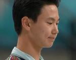 デニス・テン スケートアメリカ2014 フリー演技 (解説:アメリカ英語・ロシア語・日本語)