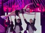 ジョアニー・ロシェット Art on Ice 2015チューリッヒ公演 (ホームビデオ撮影)