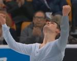 ジョシュア・ファリス 全米選手権2014 フリー演技 (解説:日本語)
