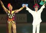 ジョニー・ウィアー&張昊[チョウ・コウ] Artistry on Ice 2014北京公演 (ホームビデオ撮影)