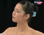 今井遥 スケートアメリカ2014 フリー演技 (解説:イギリス英語・ロシア語・日本語)