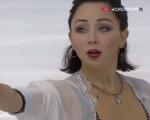 エリザベータ・トゥクタミシェワ スケートカナダ2016 ショート演技 (解説:イギリス英語・ロシア語・中国語)