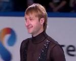 エフゲニー・プルシェンコ ロシア選手権2014 エキシビション演技 (解説:ロシア語)