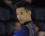 ナム・グエン カナダ選手権2016 ショート演技 (解説:カナダ英語)