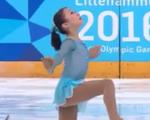 エリザヴェート・トゥルシンバエワ 冬季ユースオリンピック2016 フリー演技 (解説:英語・ロシア語)