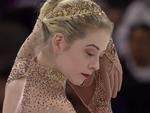 グレイシー・ゴールド スケートアメリカ2016 フリー演技 (解説:ロシア語・アメリカ英語・イギリス英語・中国語)
