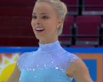 キーラ・コルピ フィンランド選手権2014 フリー演技 (解説:なし)