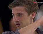 ティモシー・ドレンスキー スケートアメリカ2016 ショート演技 (解説:ロシア語・アメリカ英語)