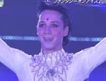 ジョニー・ウィアー ファンタジー・オン・アイス2014 in 幕張 (解説:日本語)