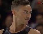 アダム・リッポン スケートアメリカ2016 ショート演技 (解説:イギリス英語・ロシア語・中国語・アメリカ英語)