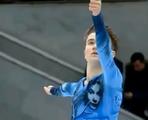 ミーシャ・ジー ロステレコム杯2014 フリー演技 (解説:イギリス英語)