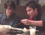 水泳銅メダリスト立石諒&男子フィギュア小塚崇彦とこだわり鍋作り (2015/5/25)