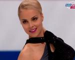 キーラ・コルピ 欧州選手権2015 ショート演技 (解説:イギリス英語・ロシア語・スペイン語)