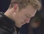 ロス・マイナー スケートアメリカ2015 フリー演技 (解説:ロシア語)