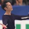 高橋大輔 全日本選手権2013 フリー演技 (解説:日本語)