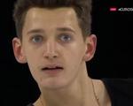 マクシム・コフトゥン スケートアメリカ2016 ショート演技 (解説:イギリス英語・ロシア語・アメリカ英語)