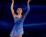 キム・ヘジン 四大陸選手権2015 エキシビション演技 (ホームビデオ撮影)