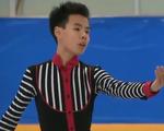 ナム・グエン スケートカナダオータムクラシック2014 フリー演技 (解説:なし)